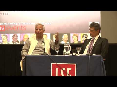 A Conversation With Professor Muhammad Yunus