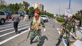 Արյունալի զորահանդես. ահաբեկչություն Իրանում