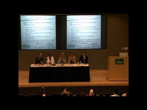 CPIP 2014 Fall Conference - Panel 3: IP Policy Challenges: Understanding and Addressing Concerns