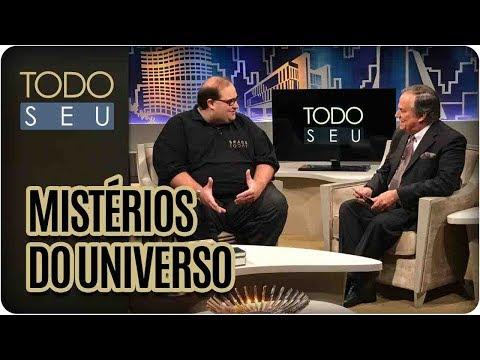O que é o Telescópio James Webb? por Sérgio Sancevero - Todo Seu (07/08/17)