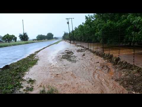 Rain Surface runoff