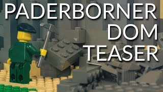 Lego Building a Cathedral | Teaser