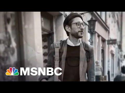 U.S. Journalist Danny Fenster Imprisoned in Myanmar