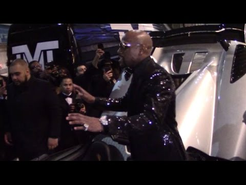 FLOYD MAYWEATHER'S LAST NIGHT OUT WITH $5 MILLION KOENIGSEGG CCXR TREVITA SUPERCAR BEFORE SELLING IT