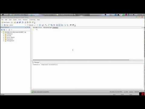 Hacking Server 2008 With MS SQL Server