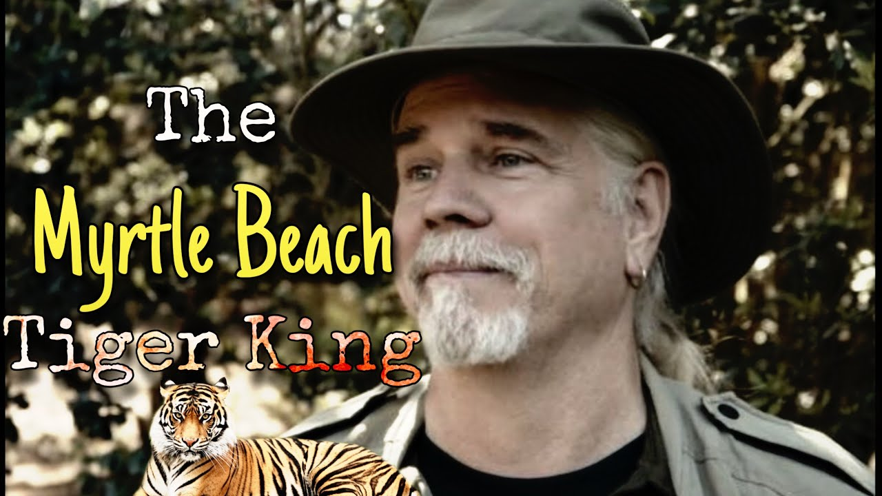 Myrtle Beach Safari & Doc Antle -Tiger King | Myrtle Beach ...