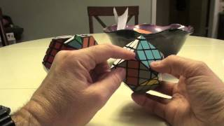 5 Layer Dodecahedron Demonstration Part 2:  Edges and Final Layers!