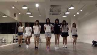 SNSD- Into the new world (remix) cover by Sweetness [Dance Practice]