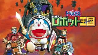 "Ost Doraemon Adventure Nobita in the Robot Kingdom 2002"" - Hittori Janai - I'll Be There(カラオケ)"