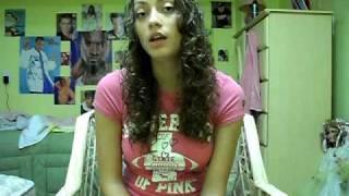 jeanette singing keri hilson-make love