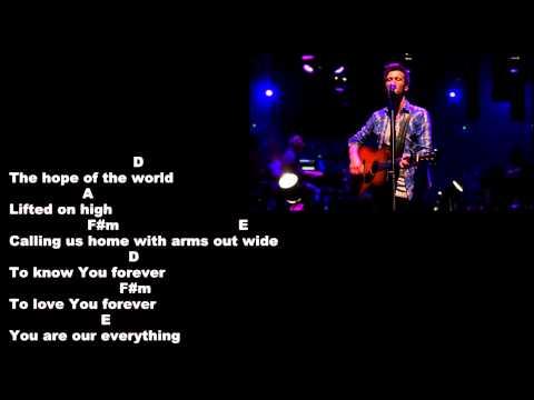 Hillsong - Hope Of The World - Lyrics and chords