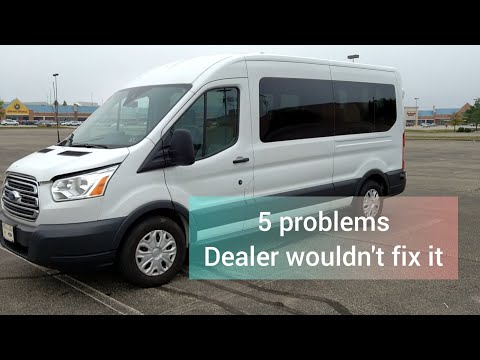 2015-2020 Ford Transit Review, 5 Major Problems, Ford Will Not. Ford Transit 15 Passenger Review