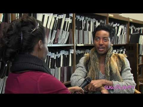 sugaRushtv's interview with Jeffrey Williams,winner of bravo's The Fashion Show