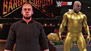 WWE 2K19: Constable Baron Corbin RAW 2018 Updated Mod ft. Conquistador Kurt Angle! (PC Mods)