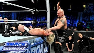 Repeat youtube video Roman Reigns & Dolph Ziggler vs. Seth Rollins & Big Show: SmackDown, December 26, 2014