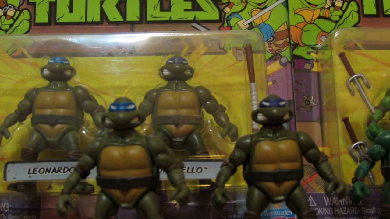 Retro review teenage mutant ninja turtles ii secret of the ooze - Teenage Mutant Ninja Turtles Mini Dollar Store Tmnt Review