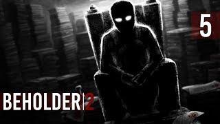 ZIELONY T-SHIRT   Beholder 2 [#5]