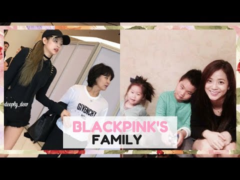 Meet BLACKPINK's Family