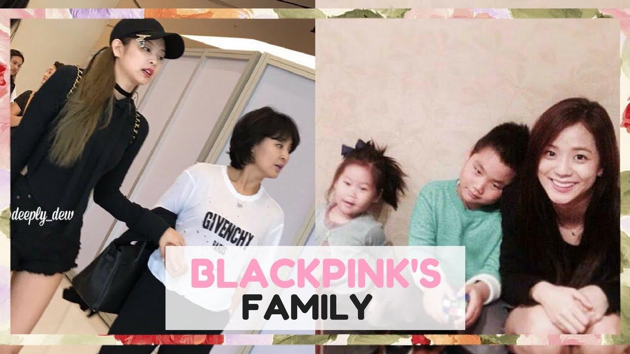 Meet BLACKPINK's Family