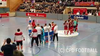 Penalty Shootout: Turbine Potsdam vs AC Sparta Praha | Internationales Frauen-Hallenfußball-Turnier