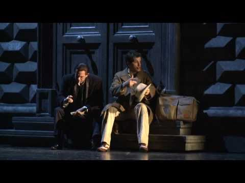 Gerald Finley on Don Giovanni