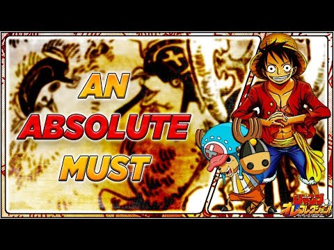 DON'T MISS THIS! LIMITED CHARACTER QUESTS CHOPPER & LUFFY || Ore Collection