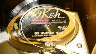 Old Mississippi Moon - The Prairie Ramblers