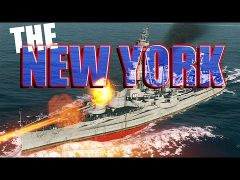 World Of War Ships - E13 New York Luck Is Real!