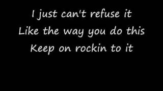 rihanna - please don't stop the music lyrics
