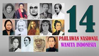 14 Pahlawan Wanita Indonesia 2019