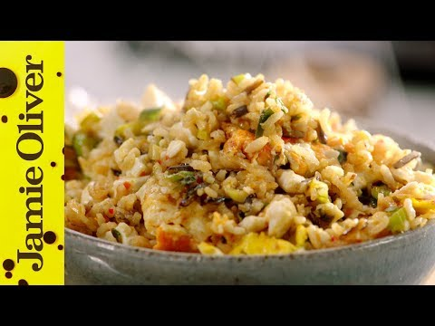 Egg Fried Rice   Jamie Oliver