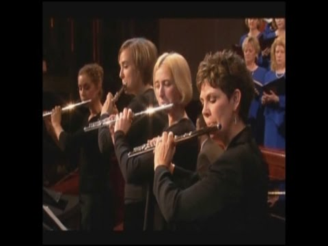 Oh What Songs of the Heart - Beautiful Choir Songs - Christian Choral Music - Flute Harp Choir Solo