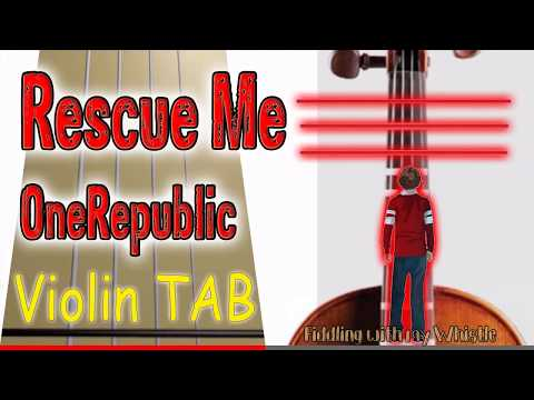 Rescue Me Guitar Tab