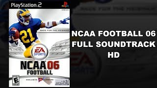 NCAA Football 06 - Full Soundtrack HD