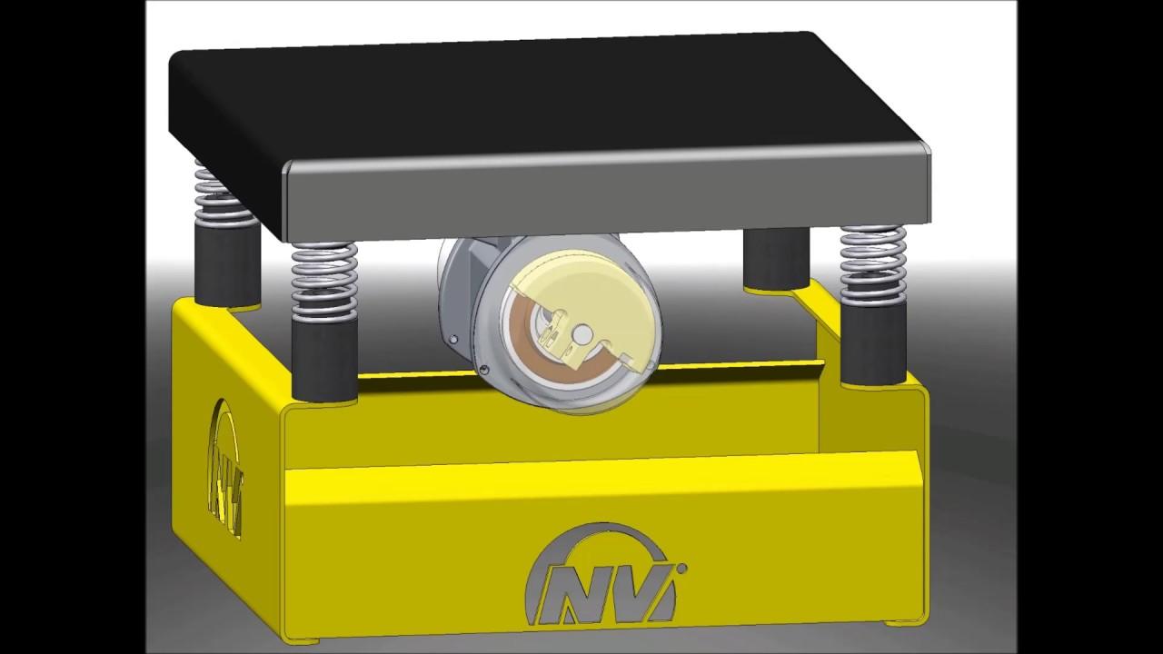elektro vibrator