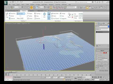 PROCAD NetCafe Autodesk 3ds Max 2011 - Graphite modeling tools