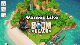 IOS Games Like Boom Beach