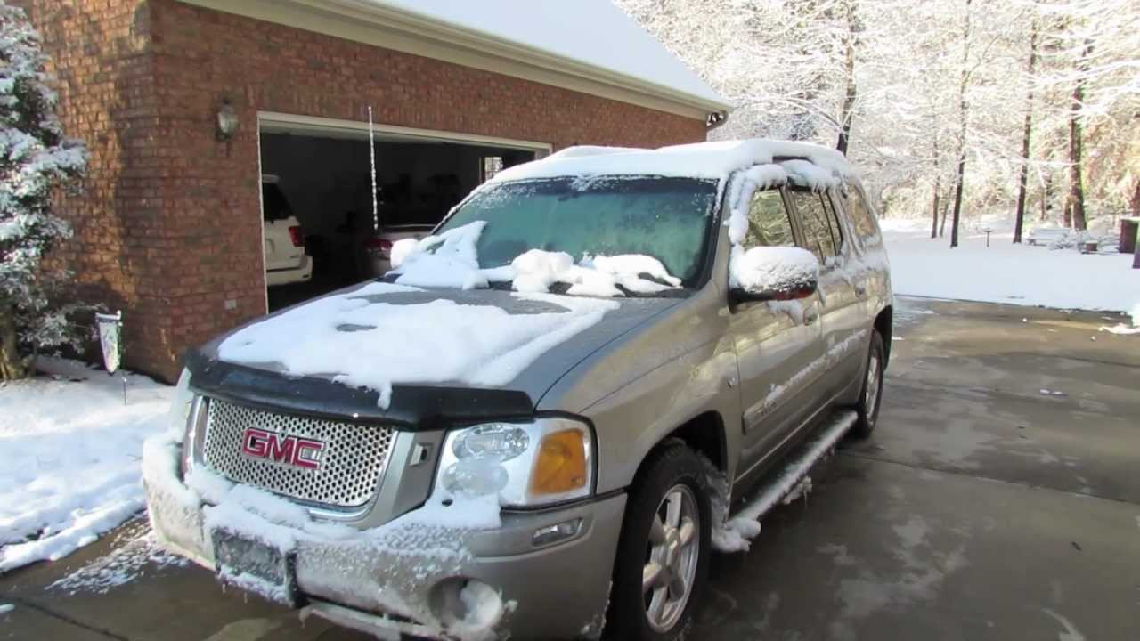 Cold Starts 2012 2003 GMC Envoy XL V8 Start Up Exhaust  YouTube