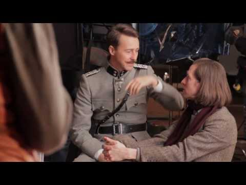 The Grand Budapest Hotel: Behind the Scenes (Compltere Broll) Part 2 of 2