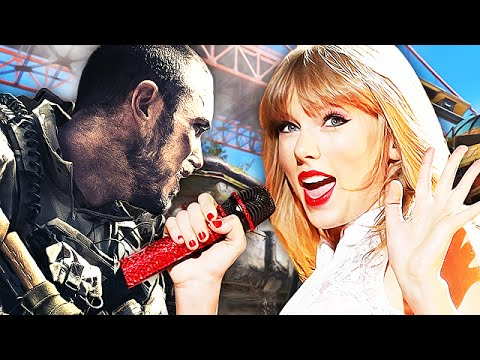 "♪ Taylor Swift - ""Blank Space"" ♪ (Call of Duty SONG PARODY/COVER)"