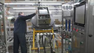 Газовые котлы. Обзорное видео. Производство российских газовых котлов на заводе Ардерия.