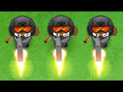 3 Elite Defenders Vs  Co-op Expert CHIMPS Mode! (Bloons TD 6)