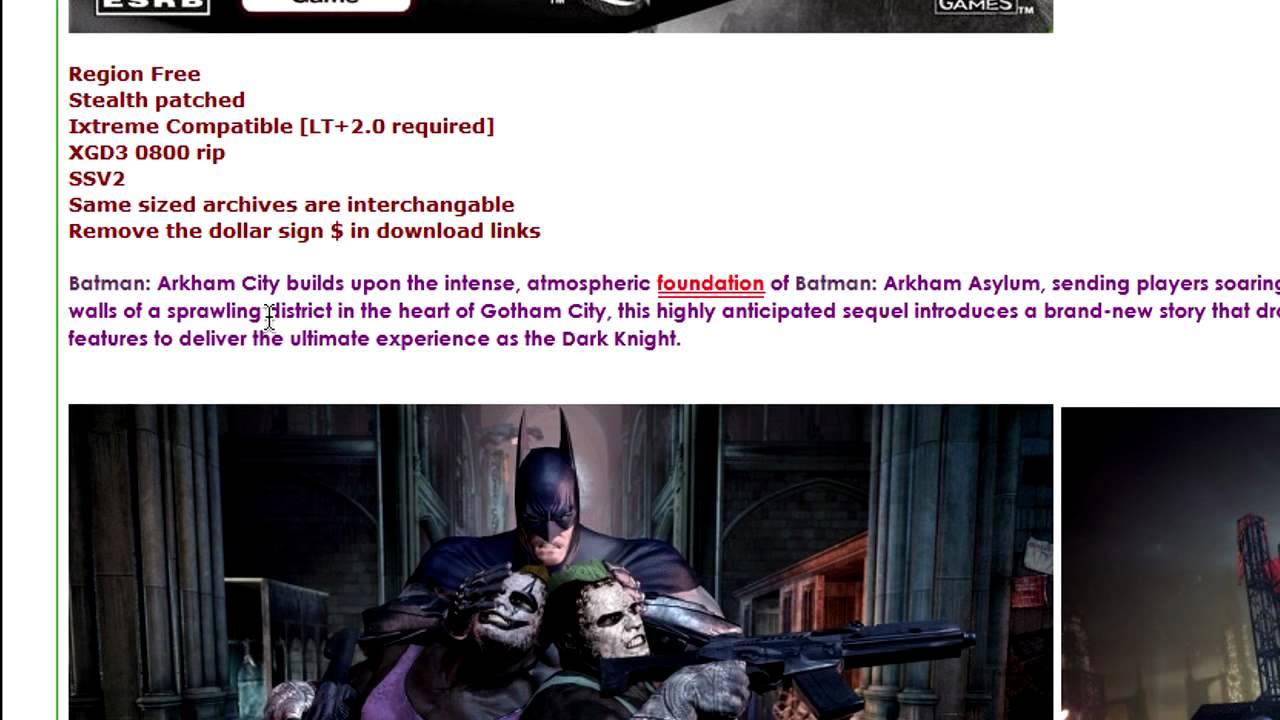 batman arkham knight xbox 360 download iso