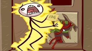 史上最悪のエレベーター事故 - Trollface Quest 13 実況プレイ thumbnail