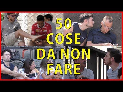 Le 50 Cose da NON Fare MAI - [Candid Camera] - theShow