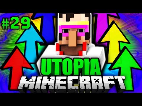 Der X-JUMP 9000?! - Minecraft Utopia #029 [Deutsch/HD]