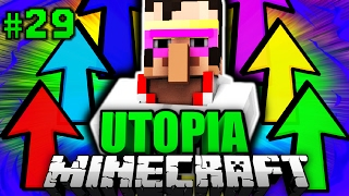 Der X-JUMP 9000?! - Minecraft Utopia #029 [Deutsch/HD]