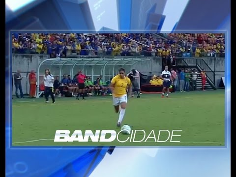 Arena da Amazônia receberá Brasil x Bolívia, no futebol feminino
