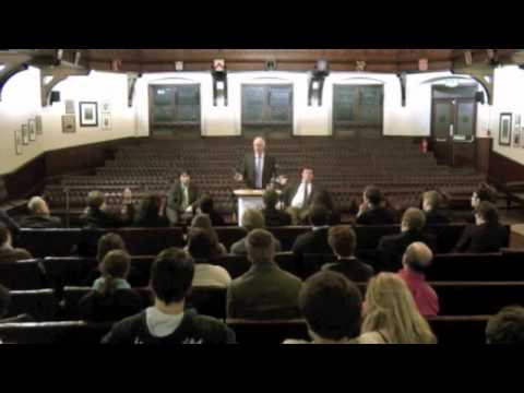 Rt Hon Lord Michael Howard | The Cambridge Union