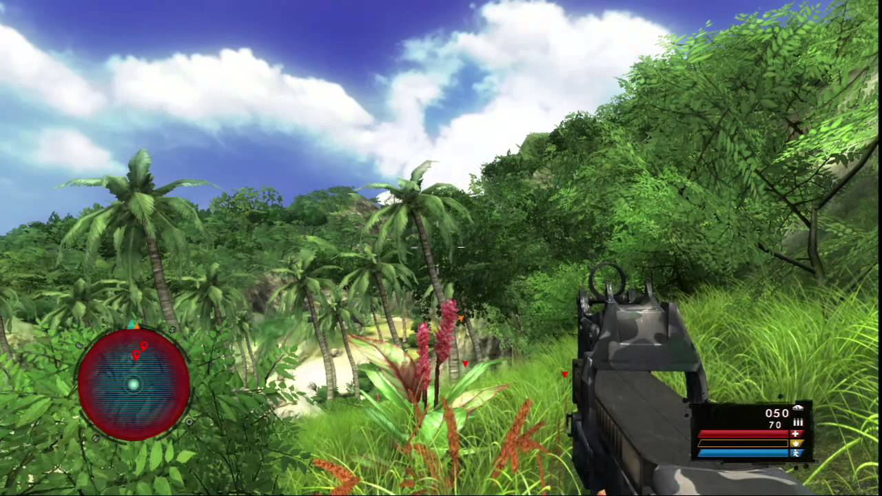Far Cry Classic Ps3 Demo Gameplay Youtube